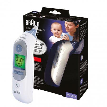 Braun IRT6520 ThermoScan®  7