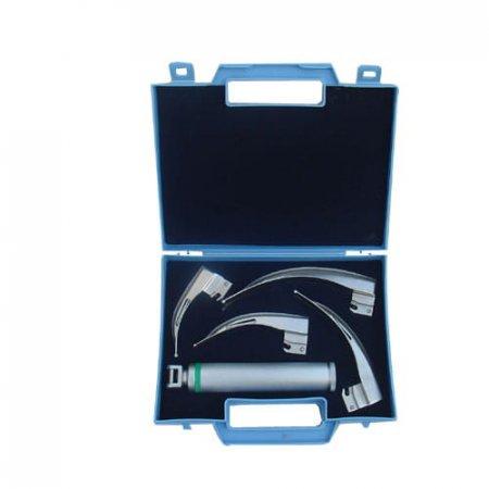 Laryngoskop Macintosh New Waseem komplet łyżek 1-4 i średnia rękojeść
