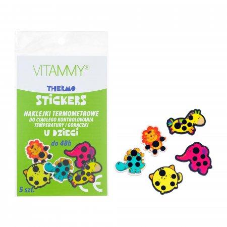 VITAMMY Thermo stickers