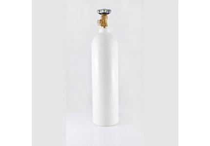 Butla tlenowa aluminiowa 2L