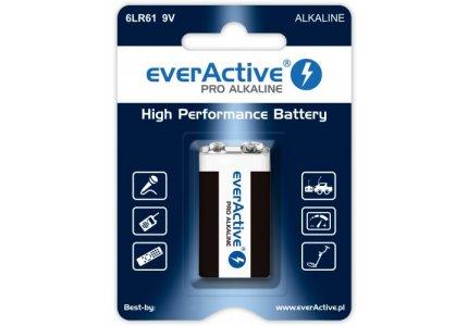 everActive 6LR61/9V Pro Alkaline 1 szt