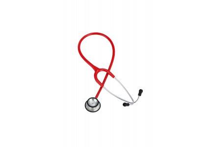 Riester ® Duplex 2.0 z aluminiową głowicą-czerwony