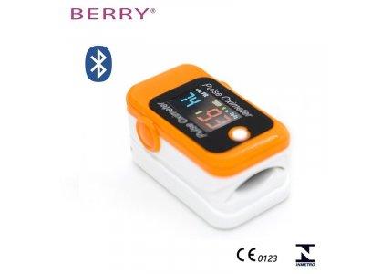Berry BM1000C z bluetoooth pomarańczowy