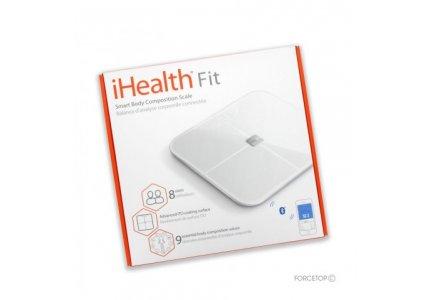 Inteligentna waga do analizy ciała - iHealth Fit HS2S