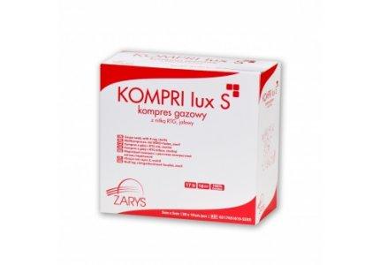 ZARYS KOMPRI lux S-17n8w 10cm x 10cm op.50 x 2szt.