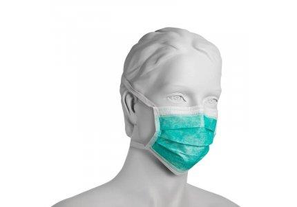 Maska medyczna z trokami