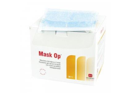 Maska z osłoną Gima Maskop