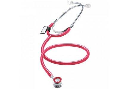 Stetoskop indywidualny MDF Singularis VIVO Infant 787E czerwony