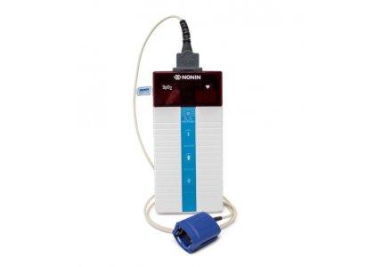 NONIN 8500 + sensor pediatryczny 8000AP