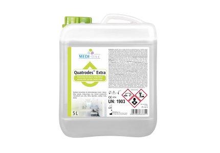 Medisept Quatrodes One-5 litr
