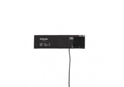 RIESTER Ri-san+ ciemnoszary-mankiet na rzepy dla dorosłych 24 - 32 cm