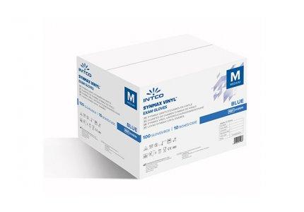 INTCO SYNMAX rękawice winylowo-nitrylowe PF r. L 10 opakowań