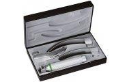 Laryngoskop RIESTER  ri-modul, łyżki Macintosh 2, 3 i 4, LED 2,5 V, rękojeść bateryjna typu C