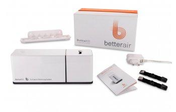 Better Air BIOTICA 800 kit