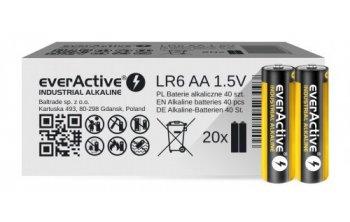 everActive LR6/AA Industrial Alkaline
