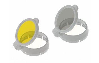 Heine Odłączany filtr żółty