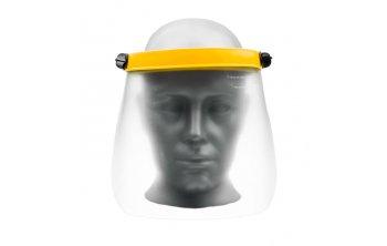 Osłona twarzy z pleksi FS802 /opk. 60 szt