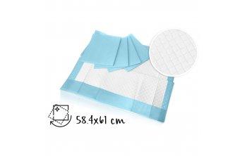 Medline Podkłady chłonne higieniczne-60 x 60 cm